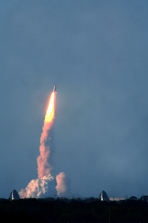 STS-133 Discovery Space Shuttle Launch