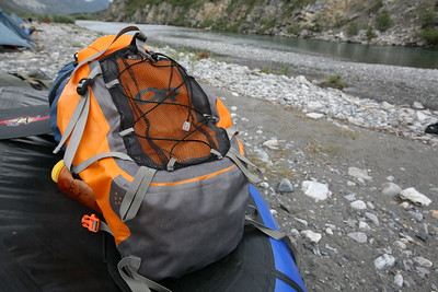 This waterproof backpack from OR did just the job I wanted it to on the river. Check out more about it in the Gear Review section at offyonder.com.