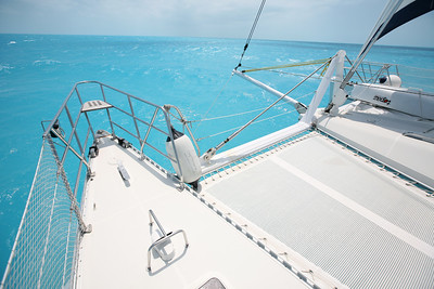 Ten days of sailing from Nassau, Bahamas to Panama City, Panama through the Panama Canal. Over 1700 miles covered, seas were fair, sunny most of the way. Crew: Shawn Griffith (Captain), Amy Griffith Redfern, Sasha Gates, Cameron Martindell